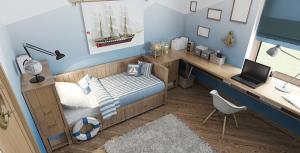 vastu-friendly homes-for-your-children's bedroom
